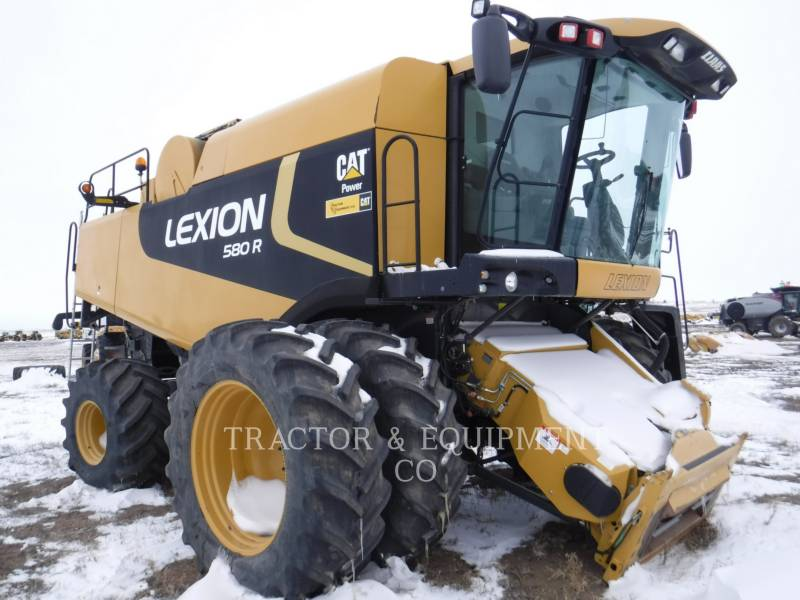 LEXION COMBINE MÄHDRESCHER LX580R equipment  photo 1