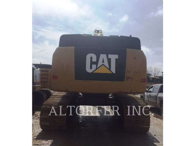 CATERPILLAR PELLES SUR CHAINES 352FL equipment  photo 3
