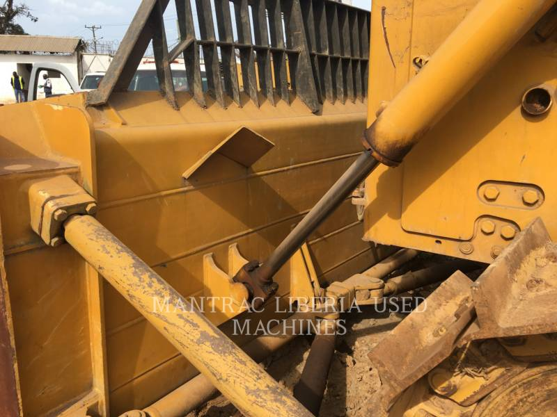 CATERPILLAR TRACK TYPE TRACTORS D7G equipment  photo 14