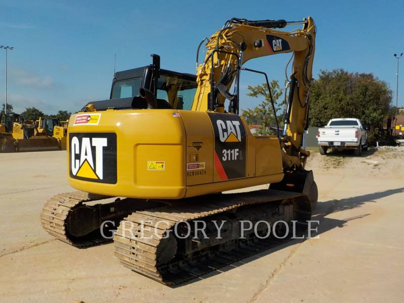 CATERPILLAR ESCAVADEIRAS 311F L RR equipment  photo 10