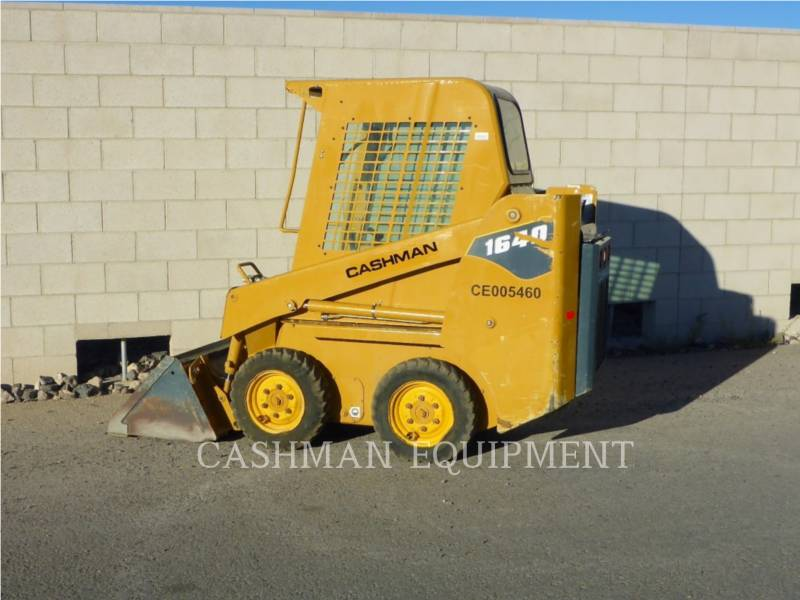 GEHL COMPANY SKID STEER LOADERS 1640E equipment  photo 3
