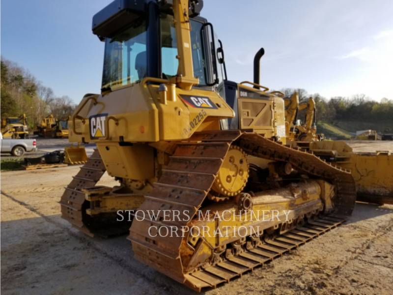 CATERPILLAR ŁADOWARKI GĄSIENICOWE D6NLGP equipment  photo 4