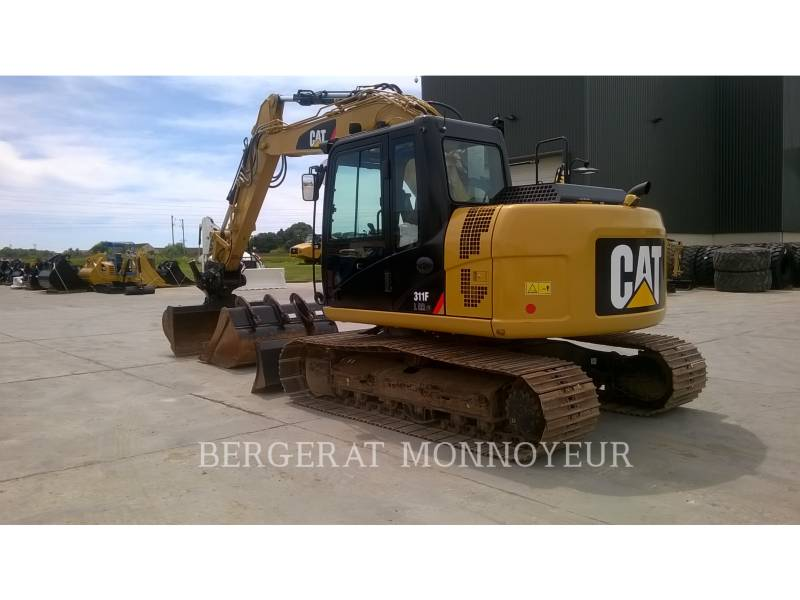 CATERPILLAR トラック油圧ショベル 311F RR equipment  photo 3