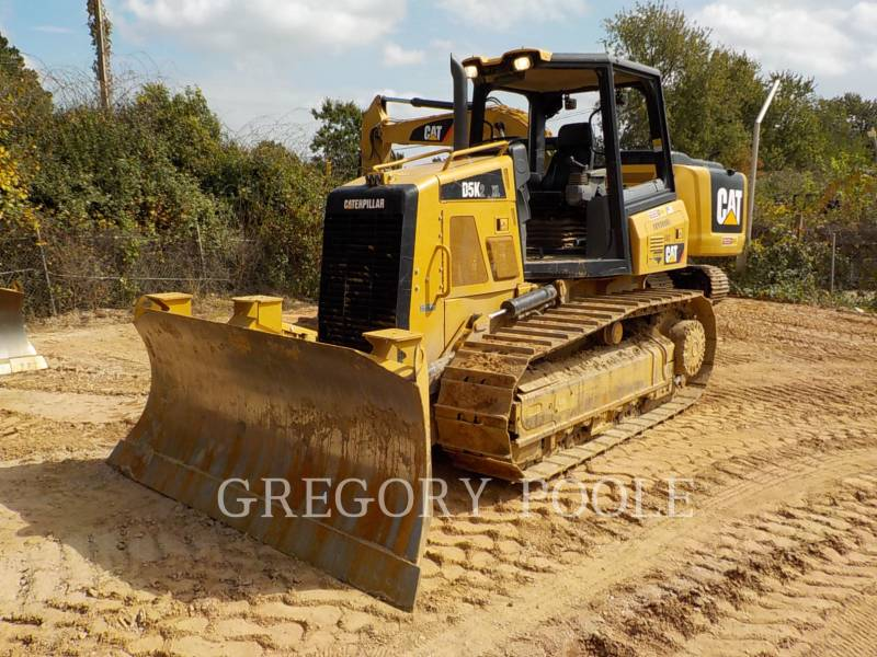 CATERPILLAR CIĄGNIKI GĄSIENICOWE D5K2 XL equipment  photo 1