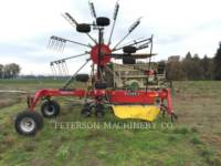 Equipment photo FELLA TS8055PRO MATERIELS AGRICOLES POUR LE FOIN 1