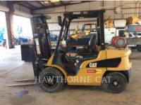 Equipment photo CATERPILLAR P6000   LP FORKLIFTS 1