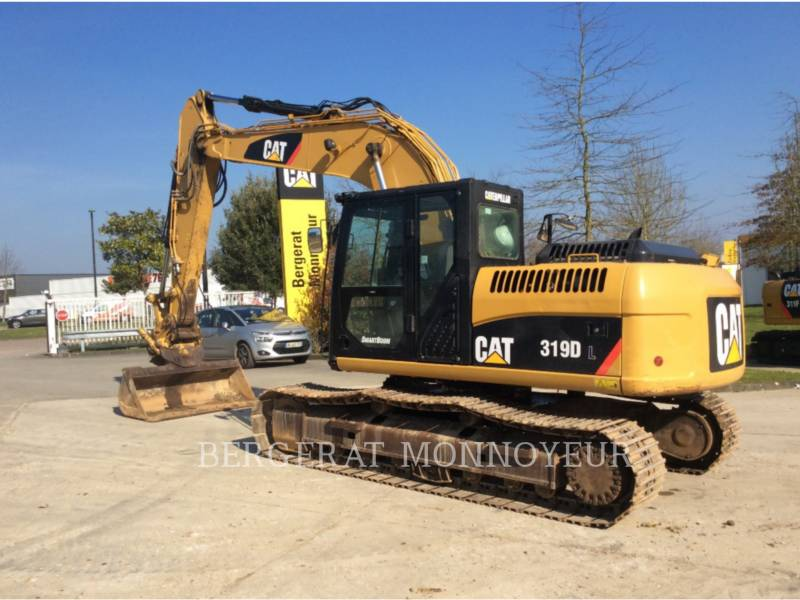 CATERPILLAR TRACK EXCAVATORS 319DL equipment  photo 2