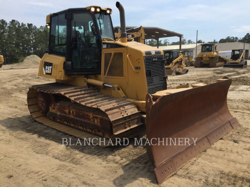 CATERPILLAR TRACTORES DE CADENAS D6KLGP equipment  photo 1