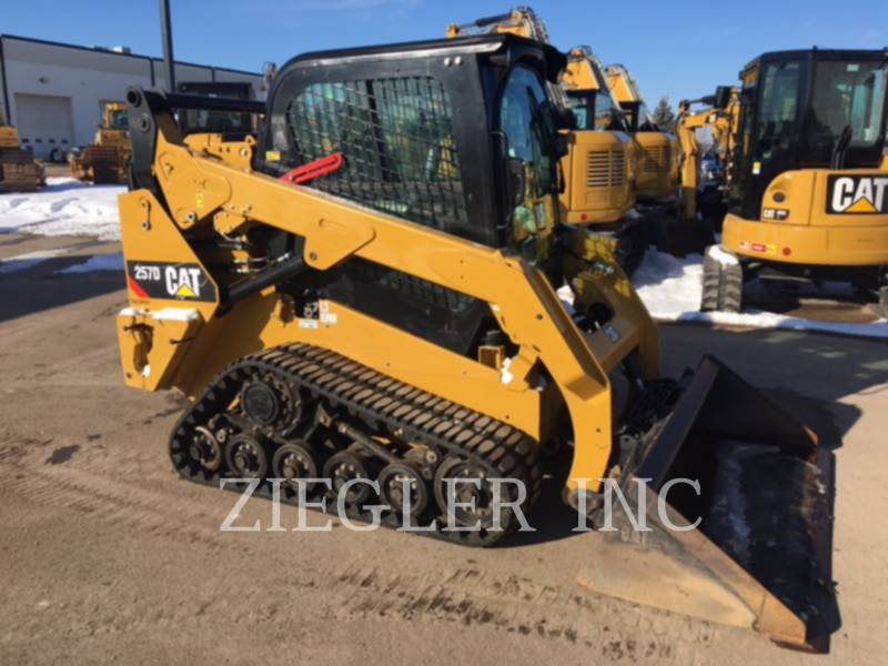 CATERPILLAR CHARGEURS TOUT TERRAIN 257DS equipment  photo 1