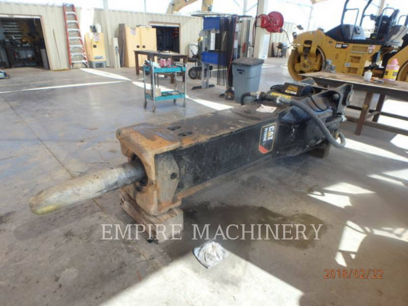CATERPILLAR AG - HAMMER H160ES equipment  photo 3
