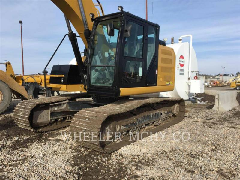 CATERPILLAR EXCAVADORAS DE CADENAS 320E LRRTH equipment  photo 7