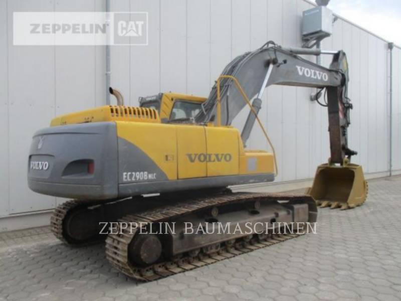 VOLVO CONSTRUCTION EQUIPMENT TRACK EXCAVATORS EC290BNLC equipment  photo 4