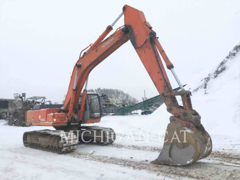 HITACHI トラック油圧ショベル EX330LC-5 equipment  photo 2