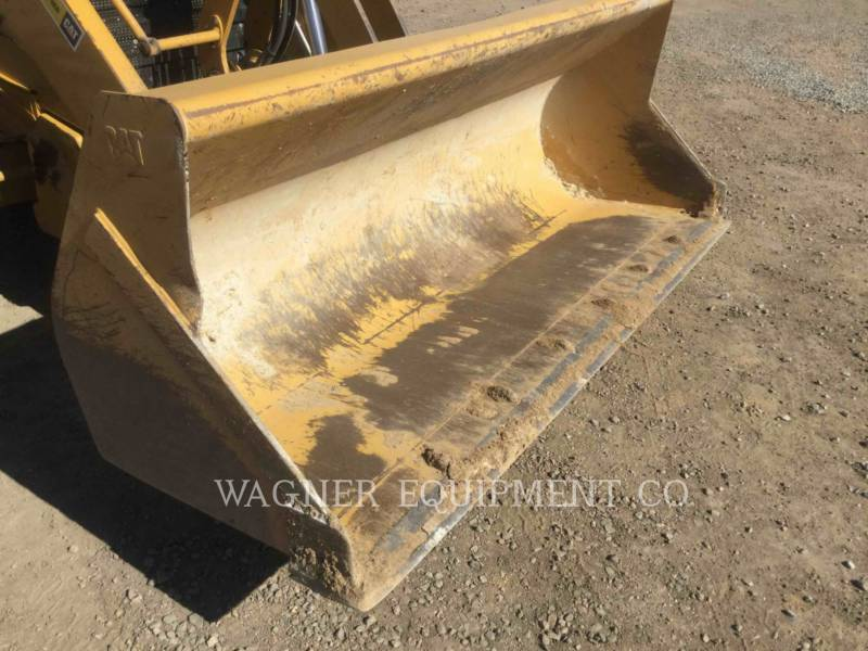 CATERPILLAR BAGGERLADER 420F2ST equipment  photo 6
