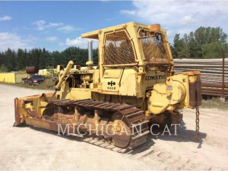 KOMATSU TRACTORES DE CADENAS D65E equipment  photo 4