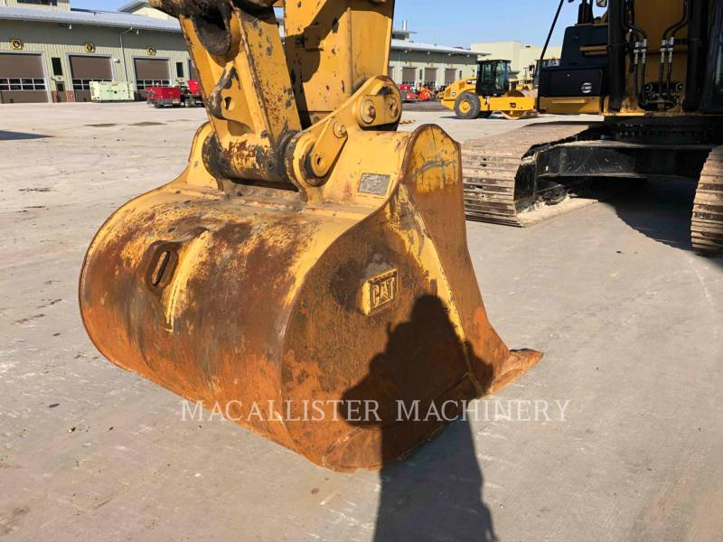 CATERPILLAR KETTEN-HYDRAULIKBAGGER 336EL equipment  photo 15