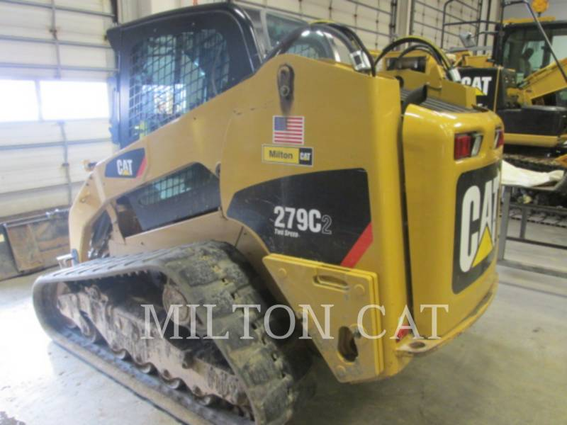 CATERPILLAR DELTALADER 279C 2 equipment  photo 3