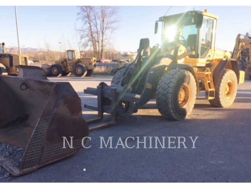 VOLVO CONSTRUCTION EQUIPMENT WHEEL LOADERS/INTEGRATED TOOLCARRIERS L90 equipment  photo 2