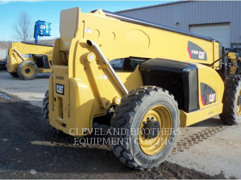 CATERPILLAR TELEHANDLER TL1055D equipment  photo 4
