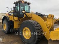 CATERPILLAR WHEEL LOADERS/INTEGRATED TOOLCARRIERS 980M LS equipment  photo 13