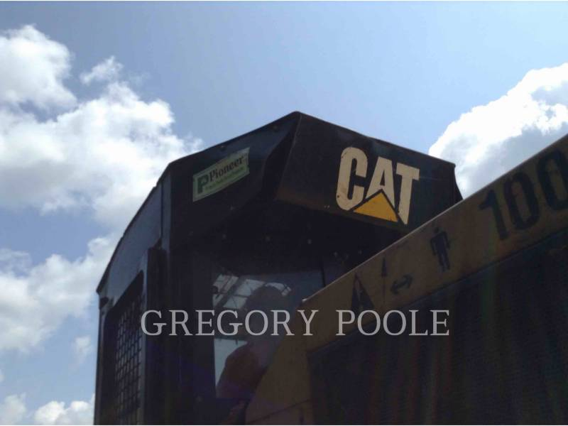 CATERPILLAR FORESTRY - FELLER BUNCHERS - WHEEL 573C equipment  photo 14