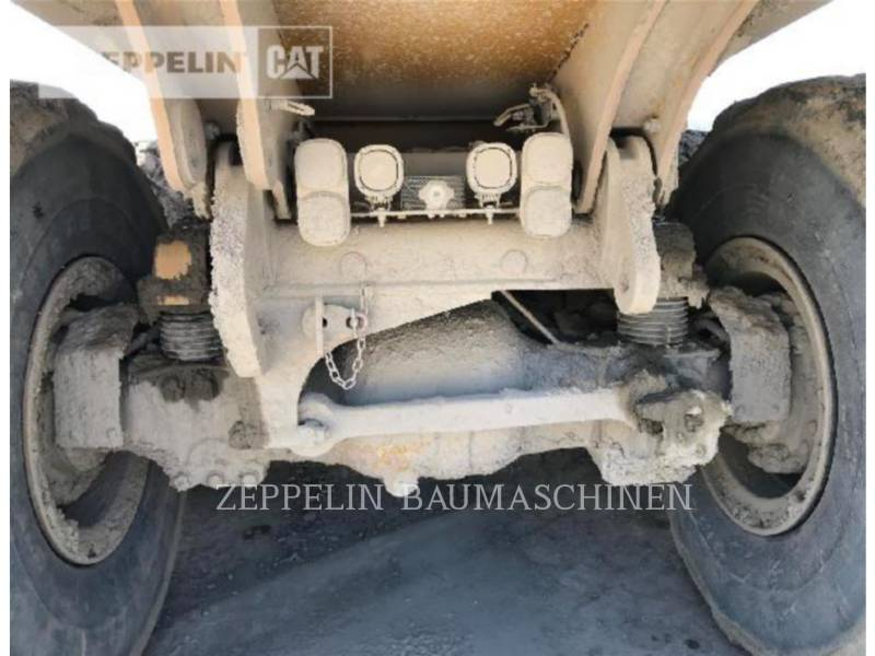 CATERPILLAR DUMPER ARTICOLATI 745C equipment  photo 14