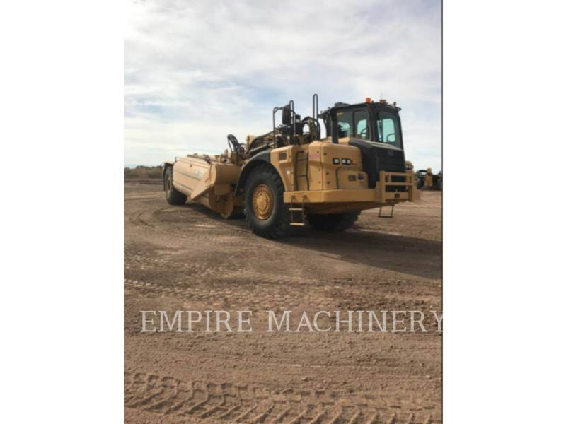 CATERPILLAR WHEEL TRACTOR SCRAPERS 621KOEM equipment  photo 1