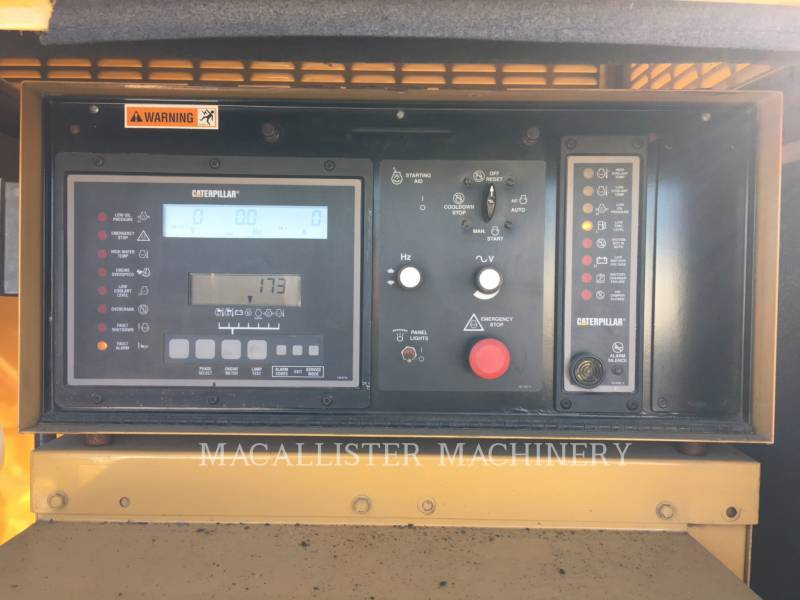 CATERPILLAR STATIONARY GENERATOR SETS 3306 equipment  photo 12
