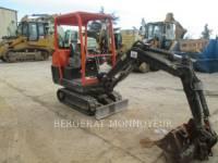 Equipment photo VOLVO CONSTRUCTION EQUIPMENT EC15B EXCAVATOARE PE ŞENILE 1