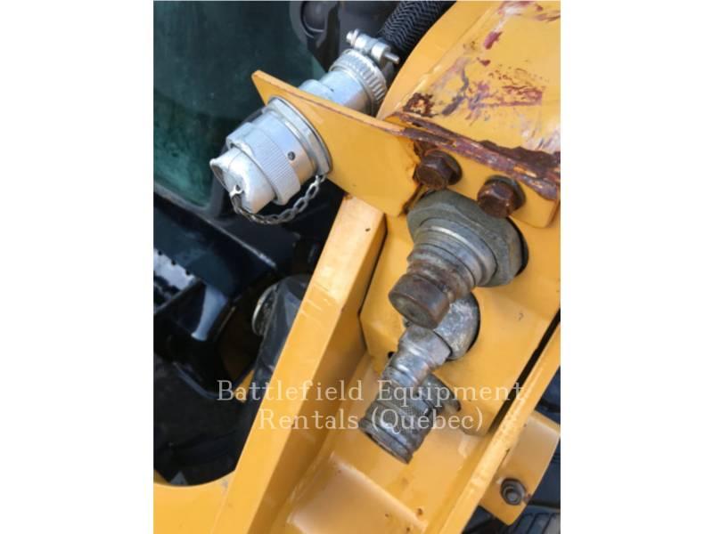 Caterpillar MINIÎNCĂRCĂTOARE RIGIDE MULTIFUNCŢIONALE 226D equipment  photo 8