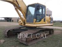 Equipment photo KOMATSU PC200LC-8 PELLES SUR CHAINES 1