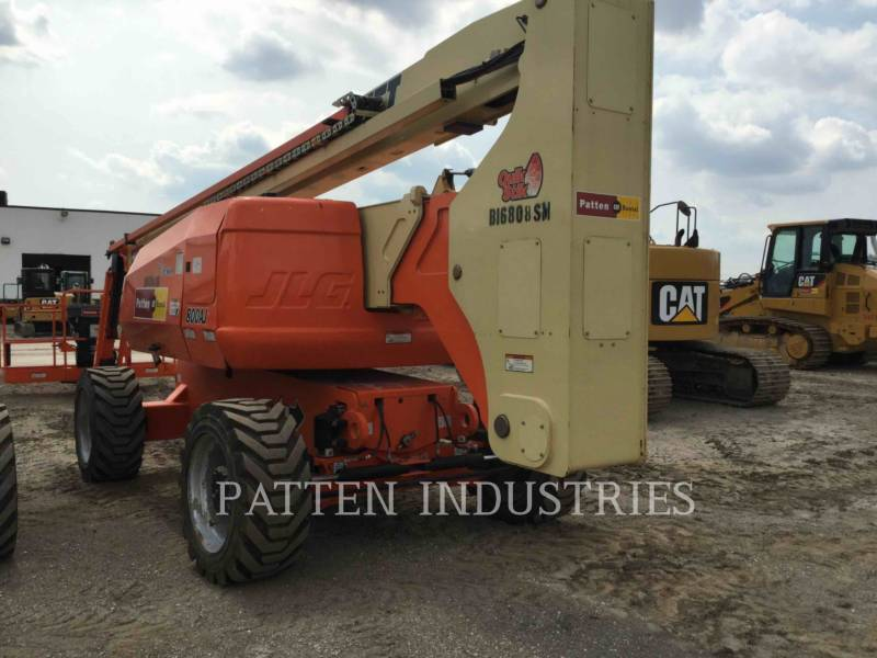 JLG MATERIAL HANDLING DIV. LIFT - BOOM 800AJ equipment  photo 2