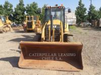 CATERPILLAR CHARGEUSES-PELLETEUSES 416 F 2 equipment  photo 1
