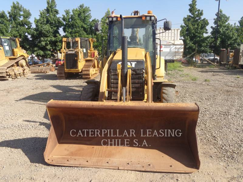 CATERPILLAR RETROEXCAVADORAS CARGADORAS 416 F 2 equipment  photo 1