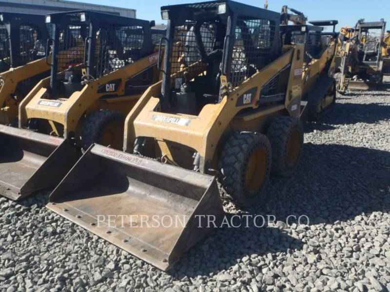 CATERPILLAR SKID STEER LOADERS 226B3 HRC equipment  photo 1