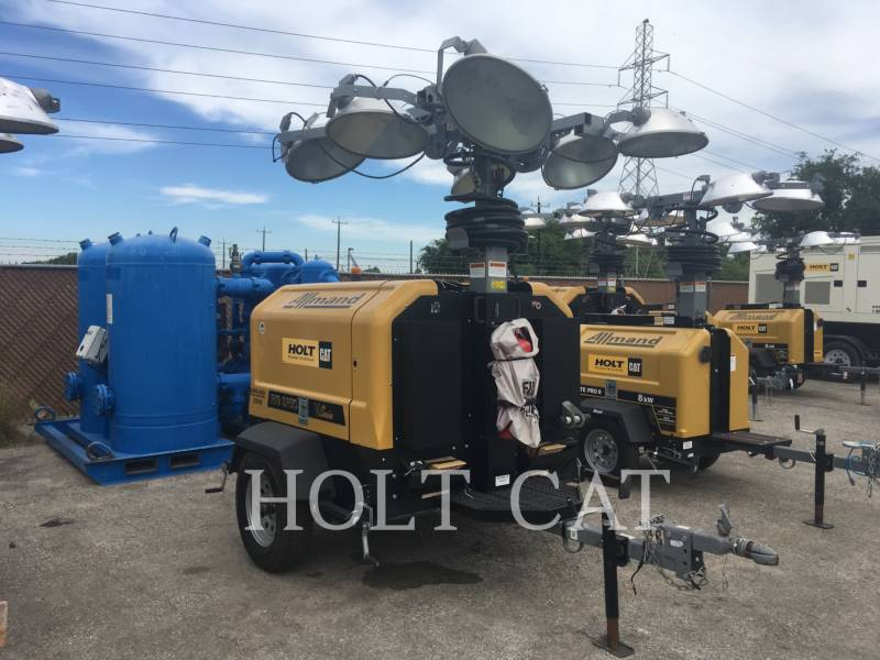 ALLMAND LIGHT TOWER 20KWLTRS equipment  photo 1
