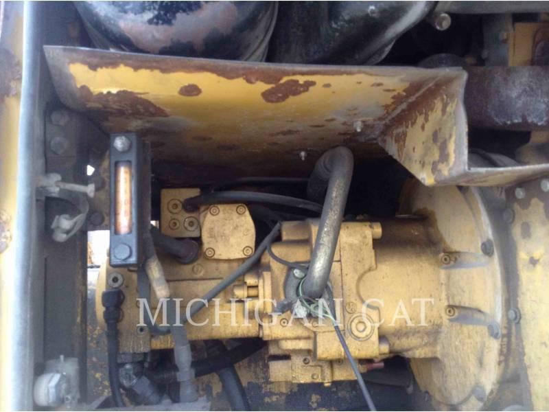 CATERPILLAR WHEEL EXCAVATORS M318 equipment  photo 9