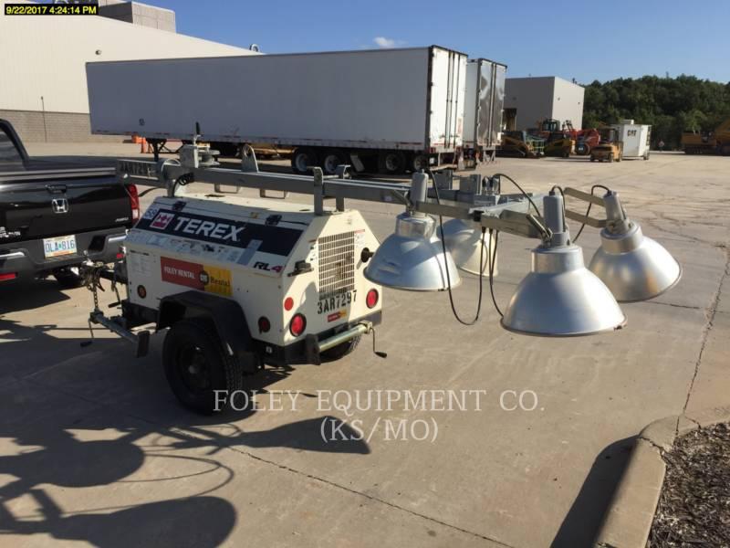 TEREX CORPORATION LIGHT TOWER RL4 equipment  photo 1
