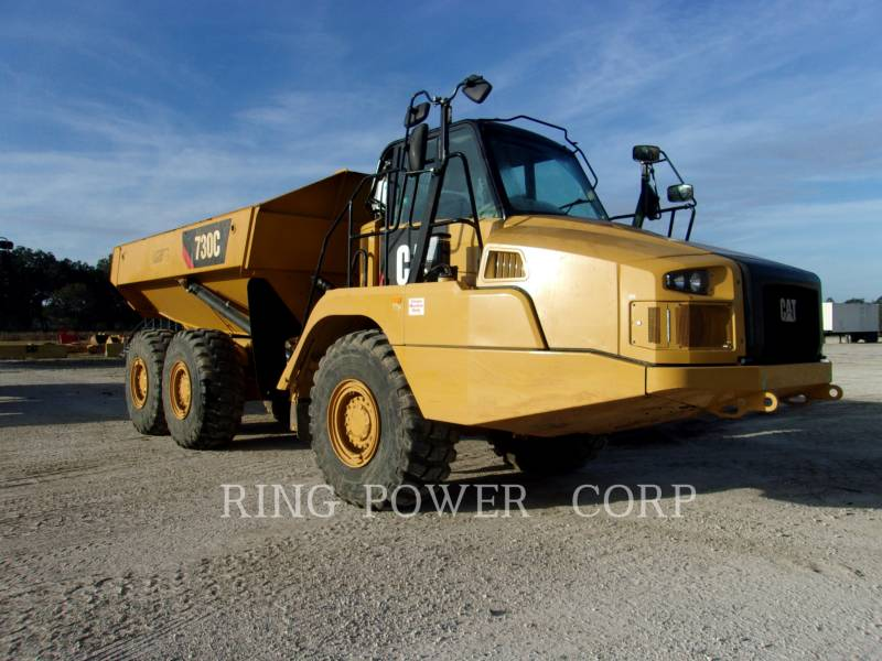 CATERPILLAR TOMBEREAUX ARTICULÉS 730CTG equipment  photo 2