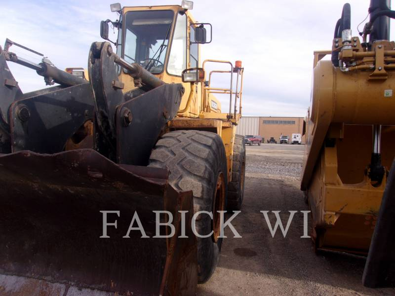 MICHIGAN WHEEL LOADERS/INTEGRATED TOOLCARRIERS L140 equipment  photo 2