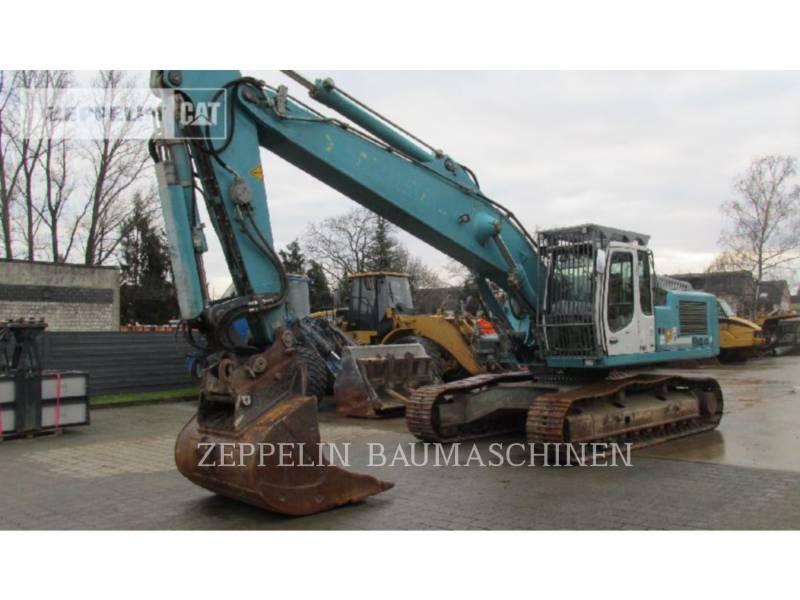 LIEBHERR KOPARKI GĄSIENICOWE R944C LITR equipment  photo 1