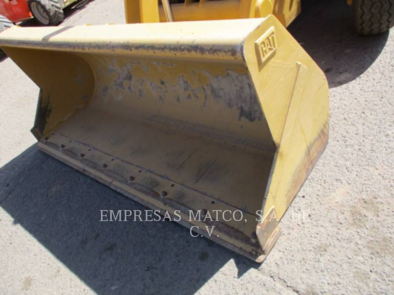 CATERPILLAR BAGGERLADER 420F2STLRC equipment  photo 5