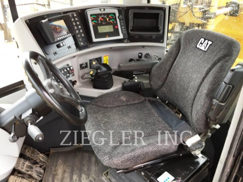 CATERPILLAR WHEEL TRACTOR SCRAPERS 627H equipment  photo 5