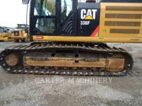 CATERPILLAR PALE GOMMATE/PALE GOMMATE MULTIUSO 336F 10 equipment  photo 6
