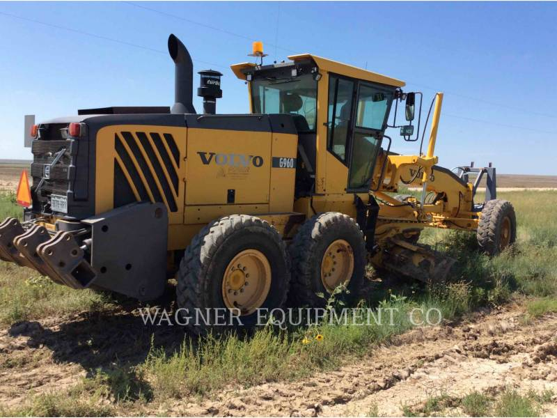 VOLVO CONSTRUCTION EQUIPMENT MOTORGRADER G960 equipment  photo 1