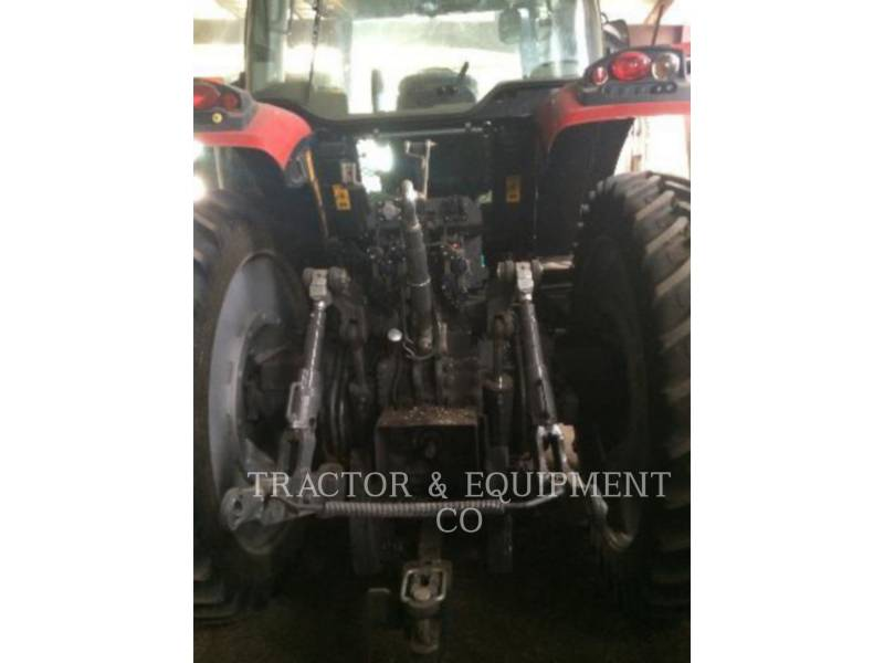 MASSEY FERGUSON TRACTEURS AGRICOLES 8660 equipment  photo 12