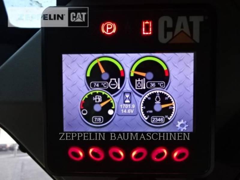 CATERPILLAR MINICARGADORAS 236D equipment  photo 12