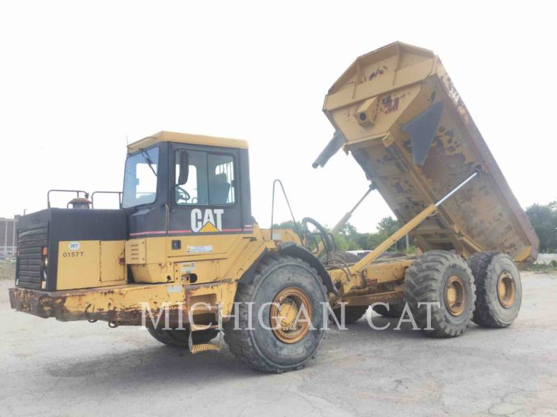 CATERPILLAR ARTICULATED TRUCKS D350E equipment  photo 1