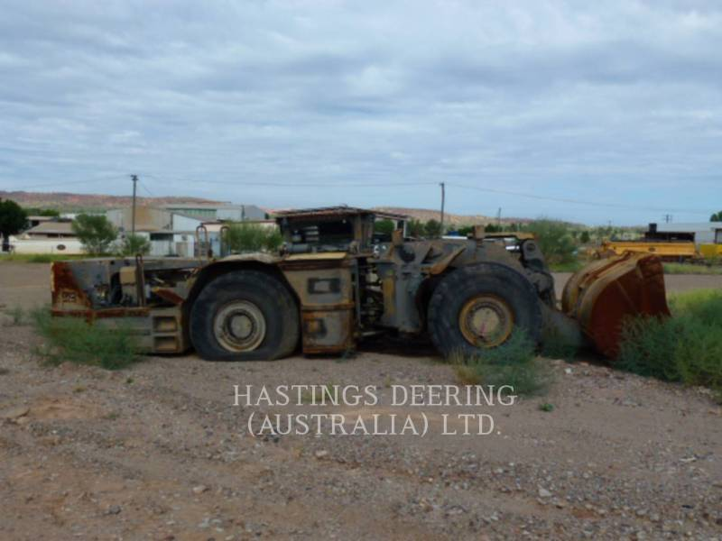 CATERPILLAR UNDERGROUND MINING LOADER R1700G equipment  photo 8