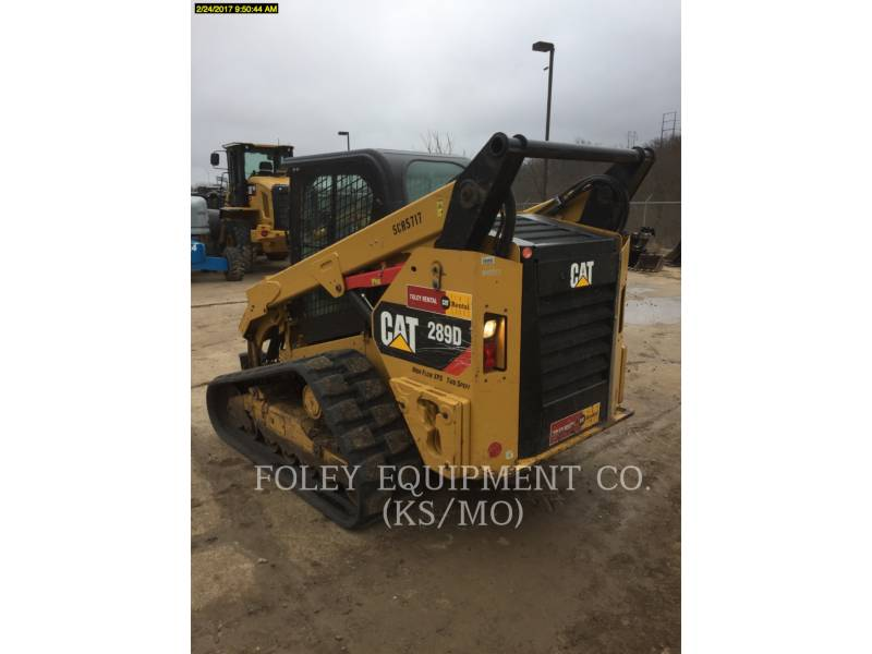 CATERPILLAR MINICARGADORAS 289DXPS2CA equipment  photo 3